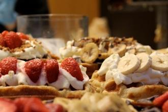 Waffles - Belgium