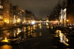 Nightscape - Amsterdam