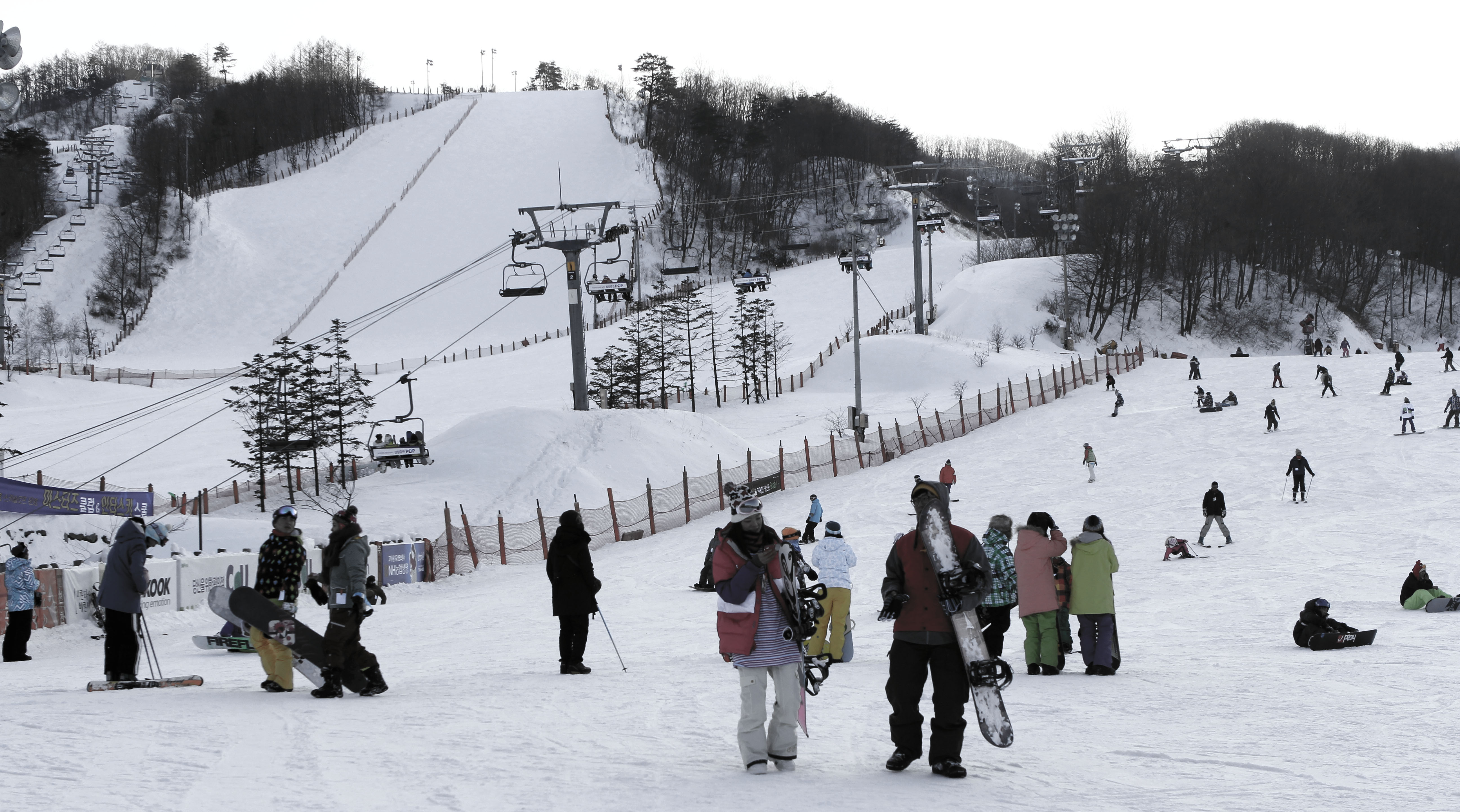 how to get to pyeongchang from seoul