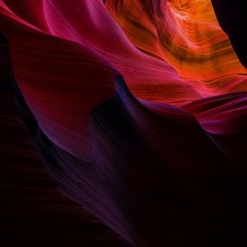 Lower Antelope Canyon, Arizone